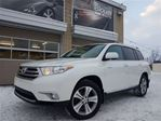 2013 Toyota Highlander V6 Limited (A5), 63 493 km!! Tout n++quipn++!! in Sainte-Marie, Quebec