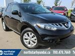 2014 Nissan Murano SV AWD/SUNROOF/BACKUPCAM/HEATEDSEATS in Edmonton, Alberta