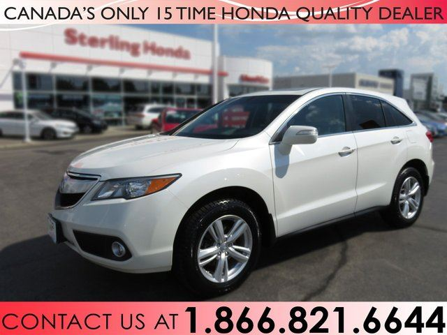 2015 Acura RDX TECH PACKAGE | NO ACCIDENTS | 1 OWNER in Hamilton, Ontario