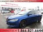 2015 Chrysler 200 S | WINTER WHEELS | TINT | ALL WEATHER MATS in Hamilton, Ontario