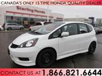 2014 Honda Fit SPORT | 1 OWNER | NO ACCIDENTS | WINTER WHEELS | ALL WEATHER MATS in Hamilton, Ontario