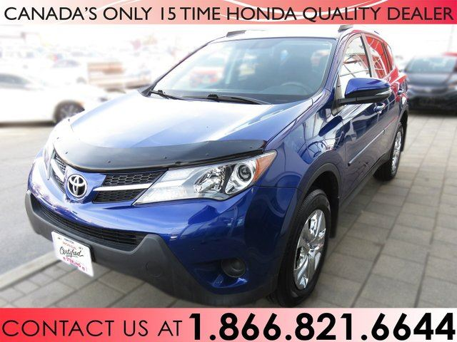 2015 Toyota RAV4 LE | AWD | NO ACCIDENTS in Hamilton, Ontario