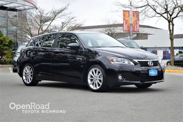 2012 LEXUS CT 200H           in Richmond, British Columbia