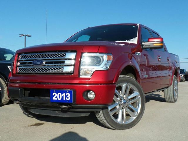 2013 Ford F-150 LIMITED 3.5L V6 in Midland, Ontario