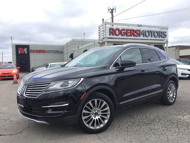 2015 LINCOLN MKC 2.0 AWD - NAVI - PANO ROOF - REVERSE CAM in Oakville, Ontario