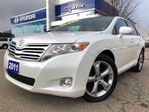 2011 Toyota Venza ALLOYS  LEATHER  PAN ROOF  ONE OWNER in Oakville, Ontario