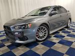 2015 Mitsubishi Lancer GSR AWD/ACCIDENT FREE/BLUETOOTH/TOUCH SCREEN in Winnipeg, Manitoba