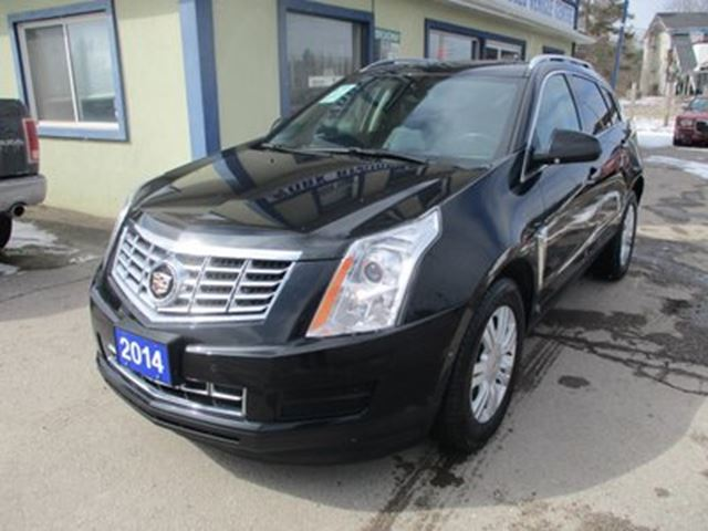 2014 Cadillac SRX LOADED AWD 5 PASSENGER 3.6L - V6.. LEATHER.. HE in Bradford, Ontario