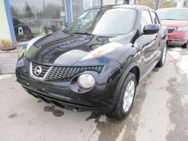 2011 Nissan Juke LOADED SL EDITION 5 PASSENGER 1.6L - DOHC.. AWD in Bradford, Ontario