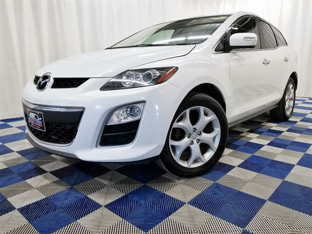 2012 MAZDA CX-7 GT AWD/ONE OWNER/LEATHER/SUNROOF/REAR CAM in Winnipeg, Manitoba