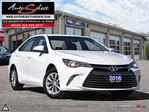 2016 Toyota Camry ONLY 54K! **BACK-UP CAMERA** LE MODEL **BLUETOOTH* in Scarborough, Ontario