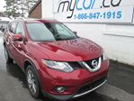 2015 Nissan Rogue SL LEATHER, NAV, PANORAMIC SUNROOF in North Bay, Ontario