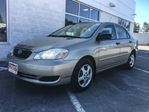 2007 Toyota Corolla CE ONE OWNER+SERVICED HERE! in Cobourg, Ontario