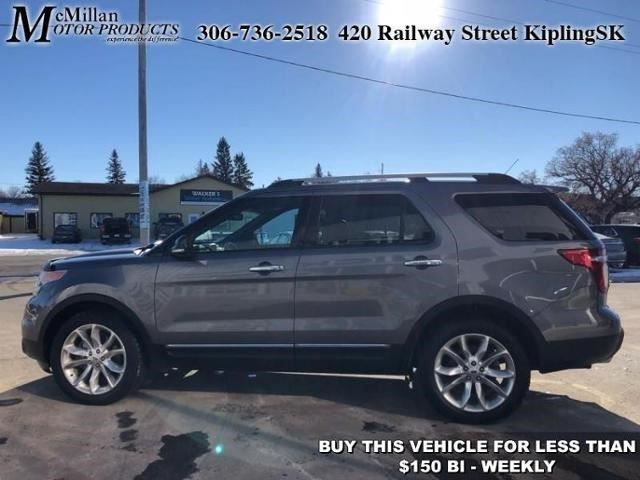 2013 Ford Explorer XLT in Kipling, Saskatchewan