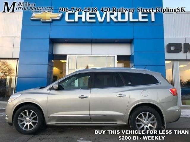 2013 Buick Enclave Leather in Kipling, Saskatchewan