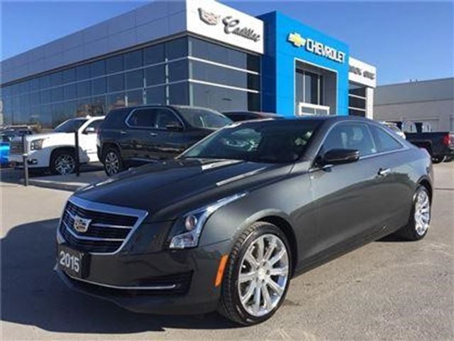 2015 CADILLAC ATS Standard AWD in Pickering, Ontario