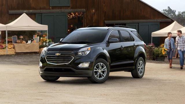 2017 CHEVROLET EQUINOX LT in Windsor, Ontario