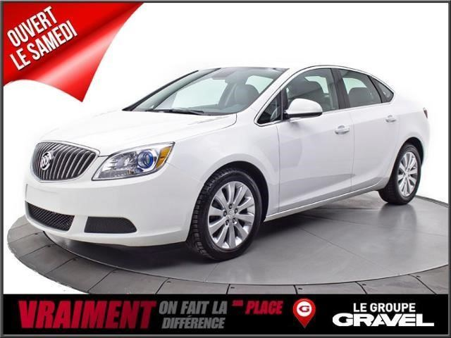 2017 Buick Verano Base White Gravel Decarie Chevrolet Buick
