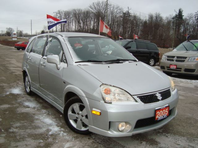2005 Suzuki Aerio SX Only 93km Accident & Rust  Free in Cambridge, Ontario
