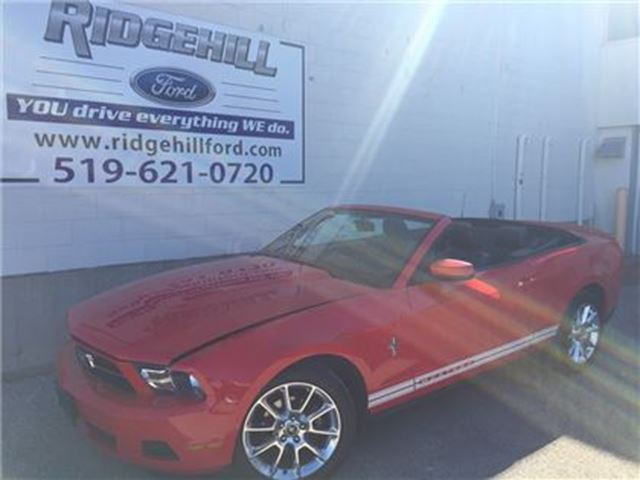 2010 Ford Mustang V6 in Cambridge, Ontario