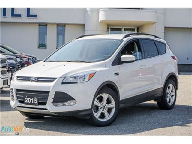 2015 Ford Escape SE  HEATED SEATS  REVERSE CAM  BLUETOOTH in Cambridge, Ontario