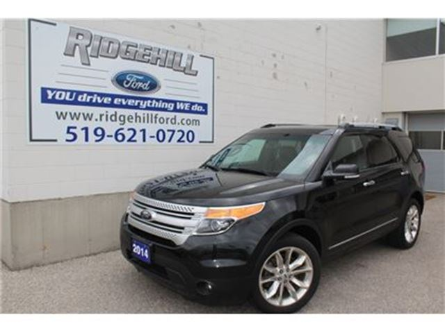 2014 Ford Explorer XLT  LEATHER  TOUCH SCREEN  SYNC in Cambridge, Ontario