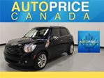 2014 MINI Cooper Countryman PANORAMIC ROOF LEATHER HEATED SEATS in Mississauga, Ontario