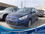 2016 Hyundai Accent GL AUTO/HEATED SEATS/OFF LEASE/ONLY 39321KMS in Toronto, Ontario