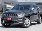 2017 Jeep Grand Cherokee Limited in Mississauga, Ontario