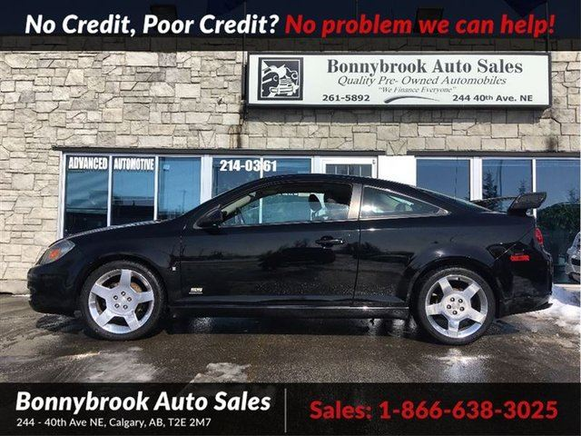 2007 CHEVROLET COBALT SS Supercharged in Calgary, Alberta