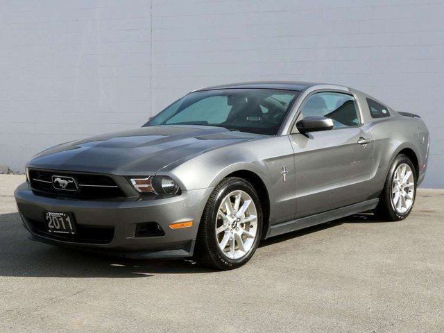 2011 FORD MUSTANG Coupe in Kelowna, British Columbia