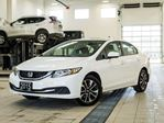 2015 Honda Civic EX w/Manual Transmission in Kelowna, British Columbia