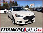 2014 Ford Fusion SE+GPS+Camera+Park Assist+Heated Leather+Sunroof++ in London, Ontario