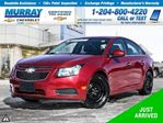 2014 Chevrolet Cruze 2LT in Winnipeg, Manitoba
