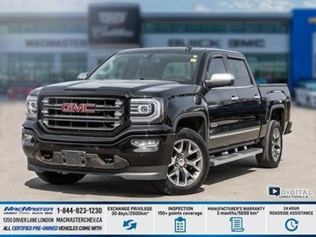 2016 GMC SIERRA 1500 SLT in London, Ontario