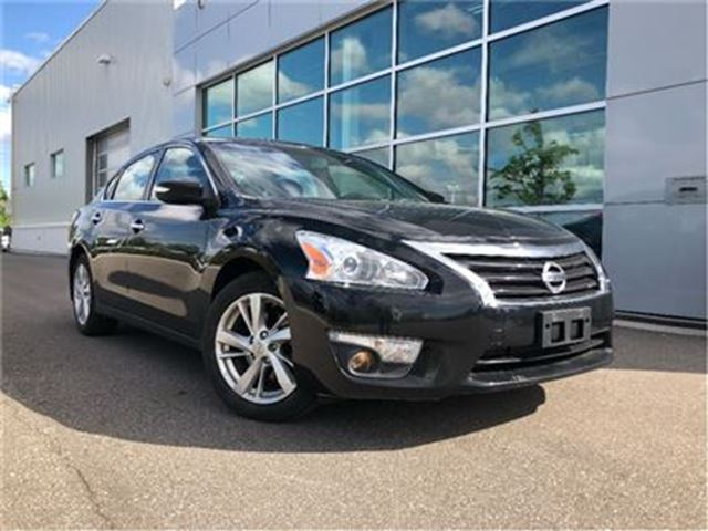 2013 NISSAN ALTIMA 2.5 SL!! JUST TRADED !! in Mississauga, Ontario