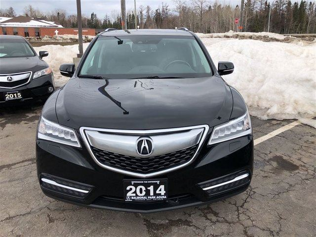 2014 ACURA MDX Navigation/Remote Starter/Heated Steering Wheel in Thunder Bay, Ontario