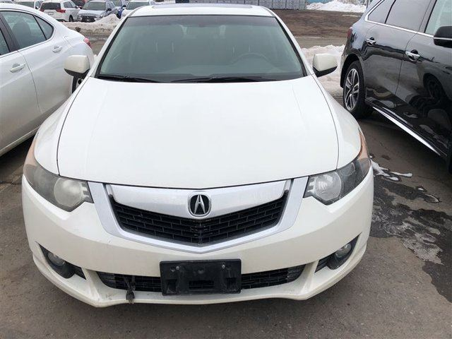 2009 ACURA TSX Heated Seats/Sunroof/One Owner in Thunder Bay, Ontario
