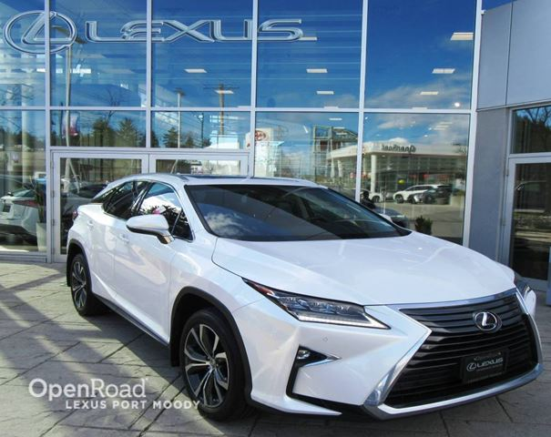 2016 LEXUS RX 350 Luxury Package - Navigation - Back Up Camera -  in Port Moody, British Columbia