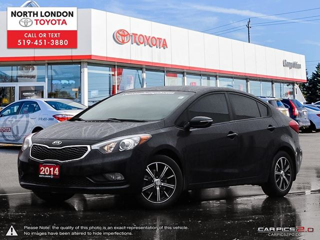 2014 KIA FORTE 1.8L LX+ One Owner, No Accidents in London, Ontario