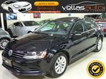 2017 Volkswagen Jetta WOLFSBURG EDITION| SUNROOF| HEATED SEATS in Vaughan, Ontario