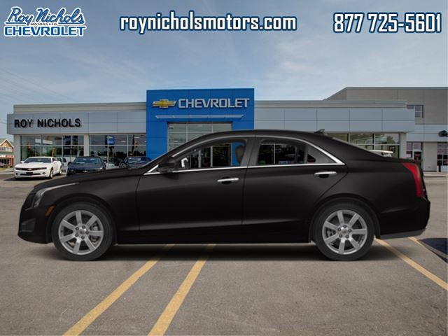 2014 CADILLAC ATS AWD in Courtice, Ontario
