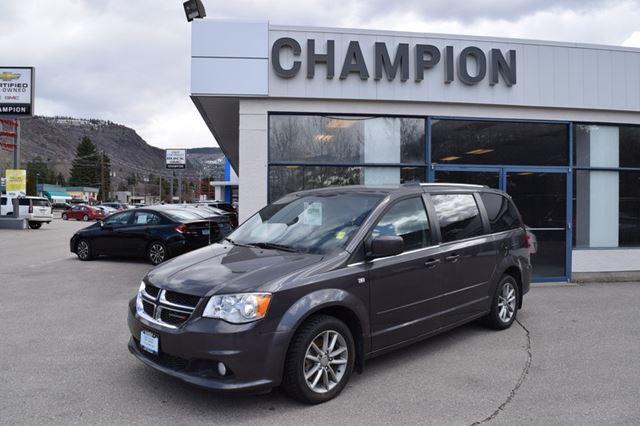 2014 DODGE GRAND CARAVAN 30th Anniversary in Trail, British Columbia