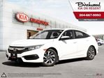 2016 Honda Civic EX **Just Arrived and Getting Ready for you!! in Winnipeg, Manitoba