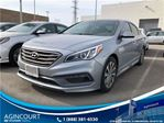 2016 Hyundai Sonata Sport Tech/LEATHER/NAVI/BCAM/OFF LEASE/38257KMS in Toronto, Ontario