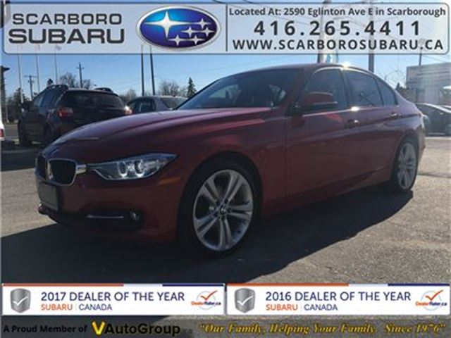 2014 BMW 3 SERIES 328 i xDrive, NAVIGATION SYSTEM !!! in Scarborough, Ontario