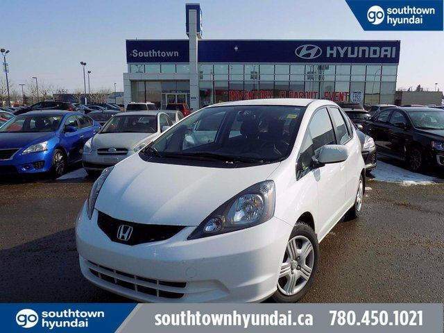 2014 HONDA FIT LX/FULLY INSPECTED/NO ACCIDENTS in Edmonton, Alberta