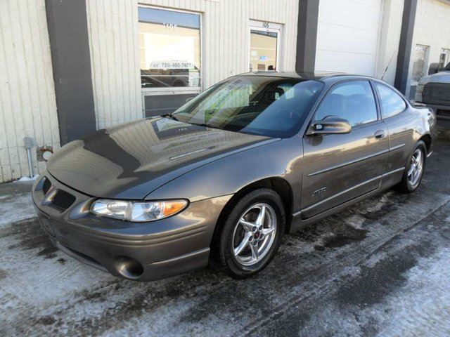 2002 PONTIAC GRAND PRIX GTP 2dr Coupe in St Albert, Alberta