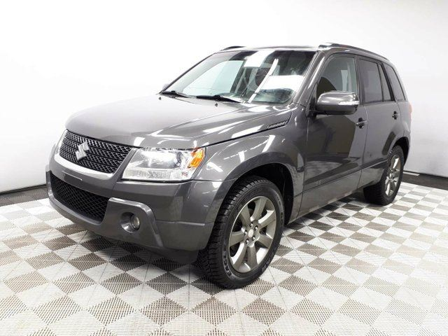 2012 SUZUKI GRAND VITARA JLX-L 4x4 - Local One Owner Trade In | All Highway Mileage | New Tires | 16 Inch Wheels | Fog Lamps | Leather Interior | Heated Seats | Power Sunroof | Heated Seats | Climate Control with AC | Cruise Control | Excellent Condition | Keyless Start | We in Edmonton, Alberta