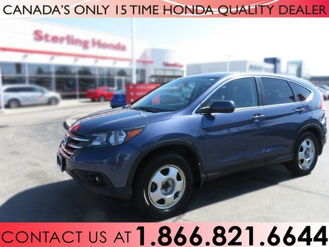 2014 Honda CR-V **COMING SOON** EX | AWD | WINTER WHEELS | 1 OWNER | NO ACCIDENTS in Hamilton, Ontario